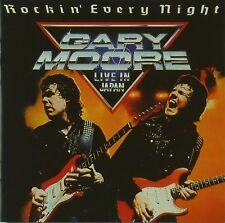 CD - Gary Moore - Rockin' Every Night - Live In Japan - A473