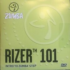 Zumba Fitness Rizer 101 DVD! Intro To Zumba Step! 10 Minutes To Learn The Basics