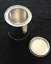 Weissblech Leerdose inkl. Deckel für lösemittelhaltige Farben und Lacke 1 Liter
