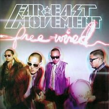 Free Wired by Far East Movement (CD, Oct-2010, Cherrytree Records)