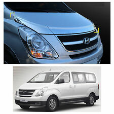 Chrome Bonnet Guard Hood Guard Molding for Hyundai Starex iMax H1