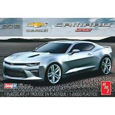 AMT 1/25 2016 Chevrolet Camaro SS PLASTIC MODEL SNAP KIT 982