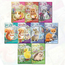 Daisy Meadows Magic Animal Friends Series Collection 9 Books Set Pack Paperback