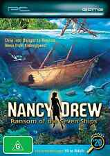 Nancy Drew Ransom of the Seven Ships #20