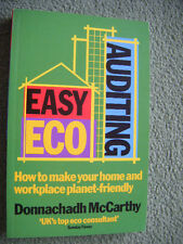 Donnachadh McCarthy Easy ECO Auditing: How to Make Your Home and Workplace Plane