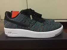 Nike Air Force 1 Ultra Flyknit Low Multicolor Men's Size US 9.5