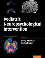 Pediatric Neuropsychological Intervention by