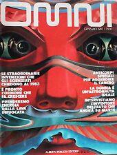 OMNI - Gennaio 1983 [Rivista di Scienza e Fantascienza]