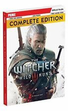 NEW - The Witcher 3: Wild Hunt Complete Edition Guide: Prima Official Guide
