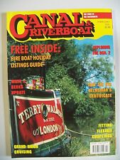 Canal & Riverboat magazine. Vol. 24. No. 2. February, 2001. Grand Union Cruising