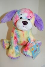 Webkinz Tie Dyed Puppy Rare Brand New with Sealed Code Tag