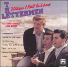 The Lettermen - When I Fall in Love [New CD]