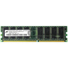 Micron 512MB 2x256MB PC3200 DDR Memory RAM MT8VDDT3264AG-40BG4 for Apple MA