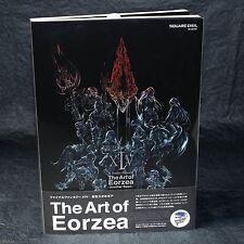 FINAL FANTASY XIV un Regno Rinato L'arte di Eorzea GIOCO ART BOOK NUOVO