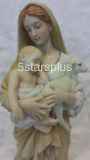 Innocence - Mary Holding Baby Jesus Statue Sculpture Figurine SHIP Immediately!!