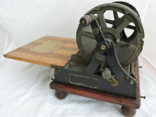 Antique Rotary Neostyle No. 6  Mimeograph Duplicating Printing Machine (1904)