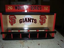 SF Giants display case for bobbleheads  Dugout style  R