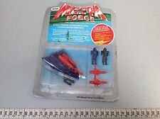 1988  Vintage Blue Bird Toys Manta Force  Battle Buzzard Mosc Rare