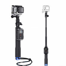 Telescoping Extendable Pole Handheld Monopod+Tripod Adapter GoPro Hero 2 3 3+ 4