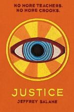 Justice (Lawless)-ExLibrary