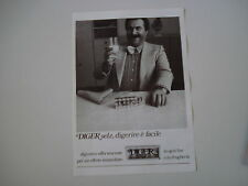advertising Pubblicità 1972 DIGER SELZ