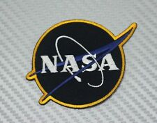 NASA SPACE PROGRAM ASTRONAUTS Embroidered Patch Iron Sew Logo Hardcore Emblem