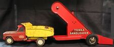 1962-1966 Tonka Dump Truck With Working Dump And Sand Loader #2