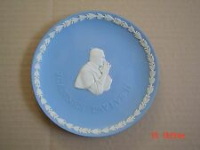 Wedgwood Collectors Plate JOANNES PAVLVS II Pope Visit 1982