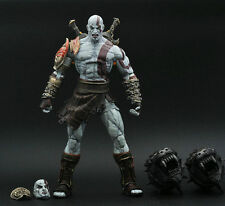 "God Of War III 3 Kratos Ghost Of Sparta Figure Sealed 7"" Loose toy Figure ZX437"
