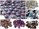 Glass Pebbles / Nuggets / Stones - Choose from all my Purple Stones
