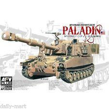 AFV Club 1/35 AF35248 M109A6 HOWITZER PALADIN TANK Model Kit