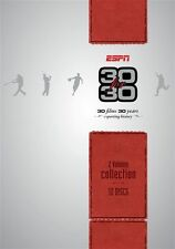 ESPN - 30 For 30 (DVD, 2012, 12-Disc Set)-REGION 4-Brand new--Free postage