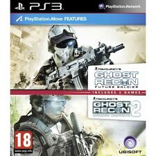 Ghost Recon Tom Clancy Paquete Doble Ghost Recon Future Soldier & avanzada warfi