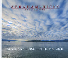 Abraham-Hicks Esther 11 CD Alaskan Cruise 2016 - NEW