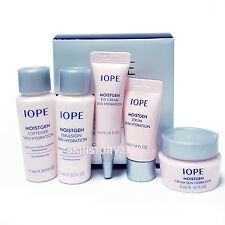 IOPE Moistgen Skin Hydration 5pcs Trial Set - Amorepacific Korean Cosmetics