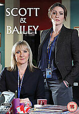 Scott And Bailey - Series 1 - Complete (DVD, 2011, 2-Disc Set) NEW AND SEALED