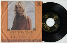 "STEPHANIE DE-SYKES COOL WIND FROM THE NORTH+NO MATTER NOW 1977 ITALY 7""45 GIRI"