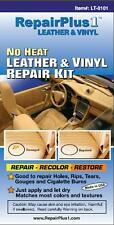 No Heat Leather & Vinyl Repair Kit: as seen on hit YouTube sow 'DreamCarGarage1'