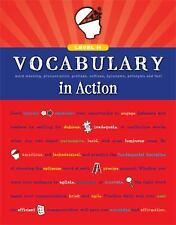 Vocabulary in Action Level H: Word Meaning, Pronunciation, Prefixes, Suffixes, S