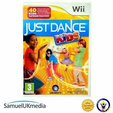Just Dance Kids (Wii) **GREAT CONDITION**
