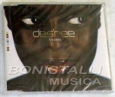 DES'REE - IT'S OKAY - CD Single Sigillato