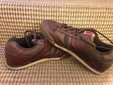 MEN's QUICKSILVER brown shoes taglia 8,50