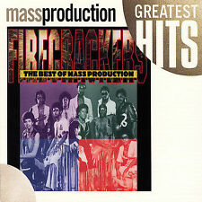 """Mass Production """"Best Of - Greatest Hits"""" {Extra Funky} Rare OOP.  Brand New CD"""