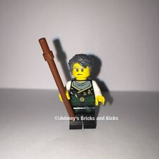 Lego GARMADON MINIFIGURE w/ Staff BRAND NEW Ninjago 70750 READY TO SHIP
