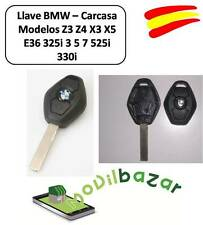LLAVE FUNDA CARCASA BMW 3 5 7 SERIES Z3 Z4 X3 X5 M5 325i E38 E39 E46. ESPAÑA