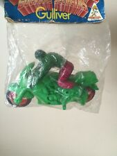 Marvel Super Heroes SECRET WARS Incredible  Hulk Gulliver BRAZIIL 1986 unopened!