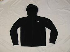 THE NORTH FACE APEX BIONIC ANDROID HOODIE SOFT SHELL JACKET Black MENS SMALL