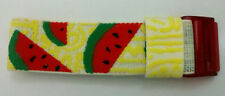 Swatch Watch Replacement Pop Elastic Textile Strap Watermelon Old New Stock