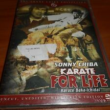 Sonny Chiba Collection: Karate For Life (DVD,2005) NEW Japanese/English Subtitle