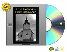 The American church history series, denominational auspices Society 13 Vol Set